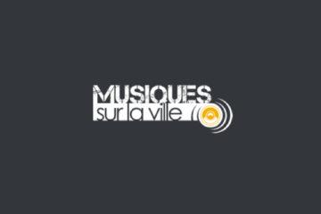 logo musiques sur la ville