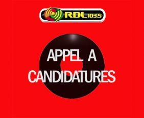 appel à candidatures copie