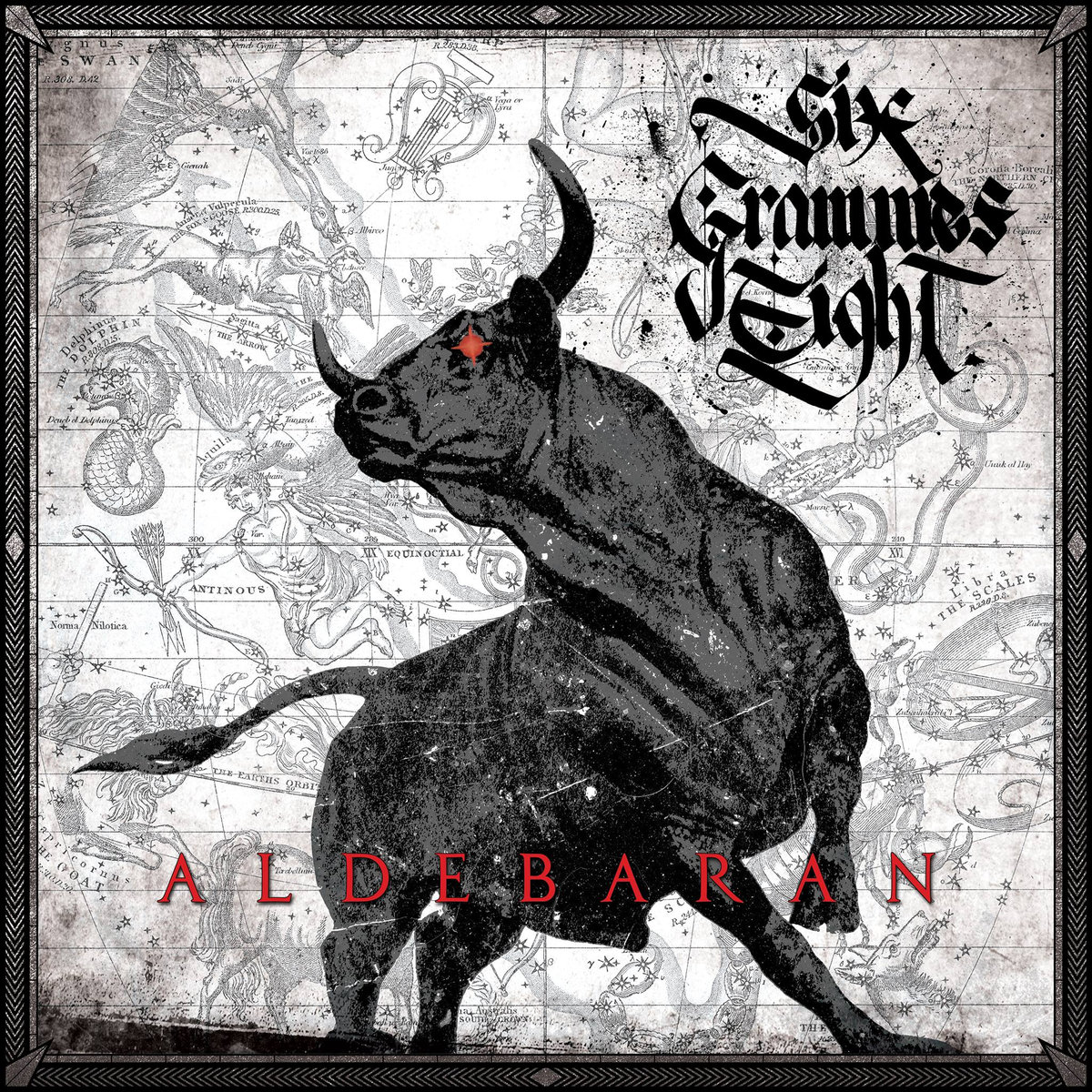 Six Grammes Eight - Aldebaran