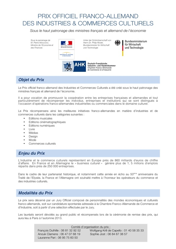 Microsoft Word - Prix Officiel Franco Allemand.docx