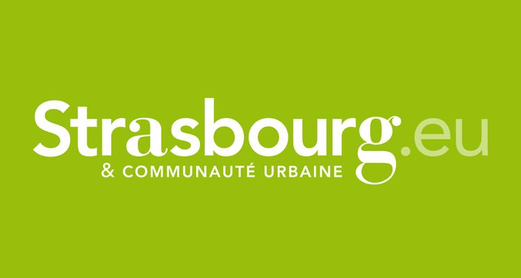logo ville de strasbourg