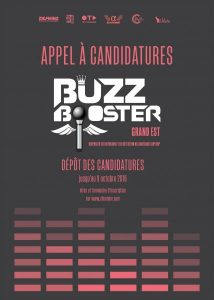 BUZZ BOOSTER GRAND EST EDITION#8